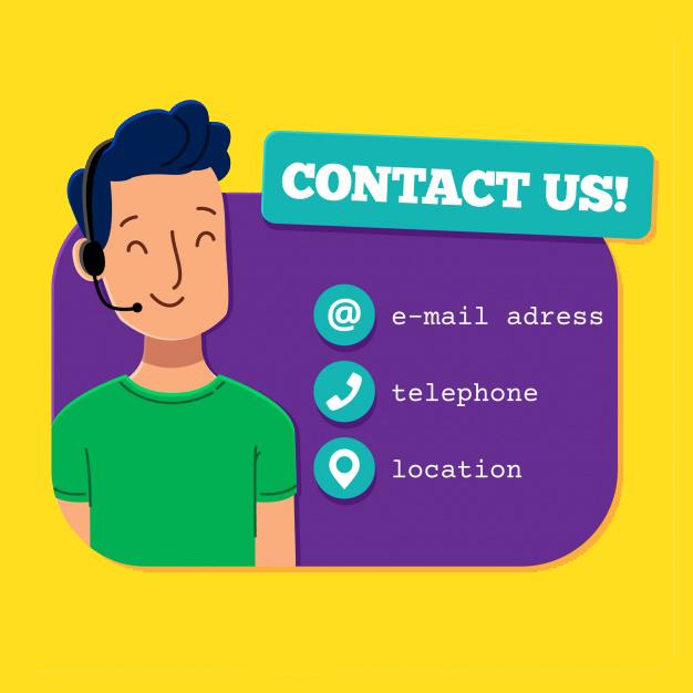 contact us- ارائه راهکارهای ارتباط با مشتری