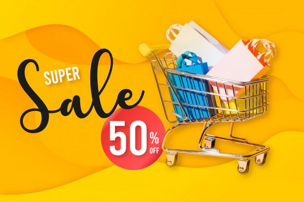 discount- ارائه تخفیف به مشتریان