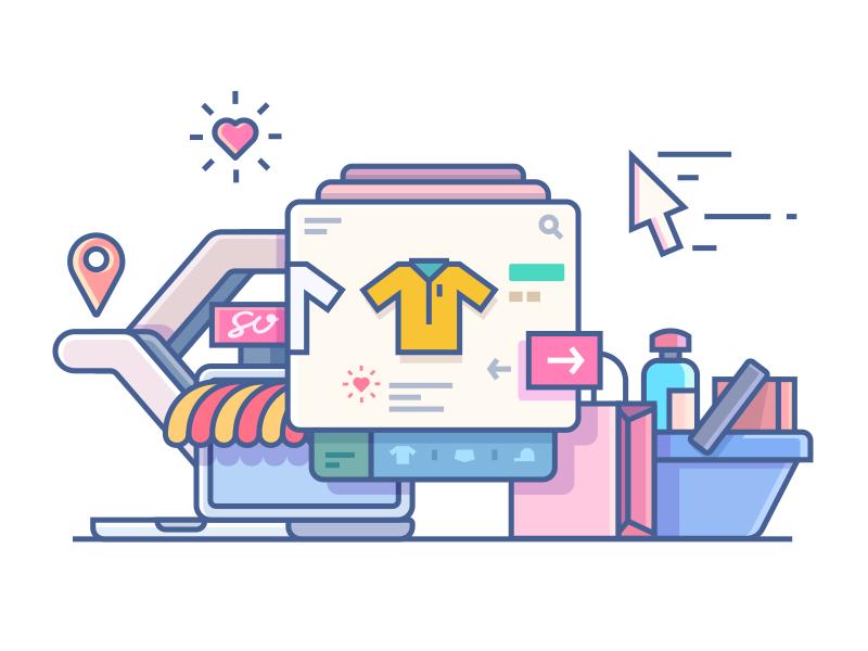 راه اندازی فروشگاه اینترنتی لباس