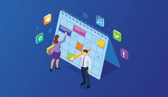 تقویم محتوایی برای افزایش بازدید وبلاگ
