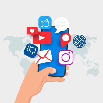 استفاده از شبکه های اجتماعی برای بهینه سازی سایت