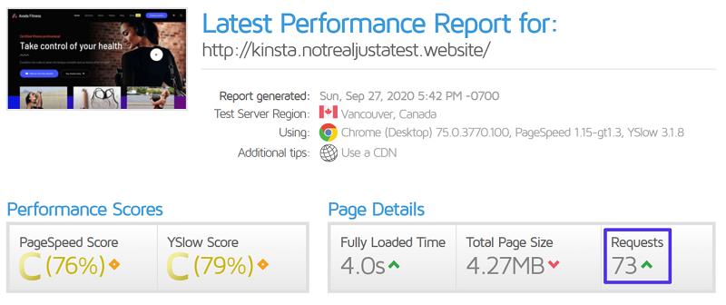تجزیه و تحلیل درخواست های http