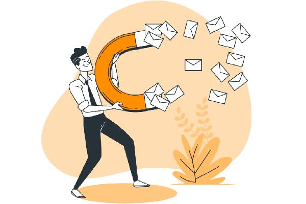 ساخت خبرنامه ایمیلی