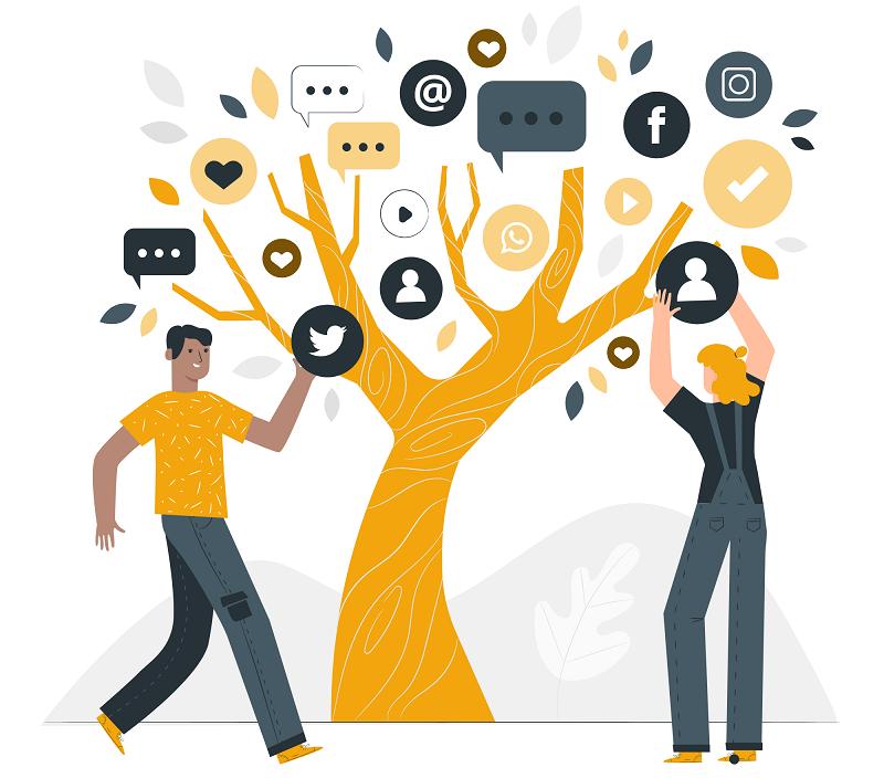 تعامل در انجمن ها