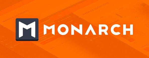 افزونه monarch