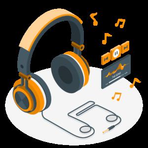 تبلیغ سایت دانلود موسیقی