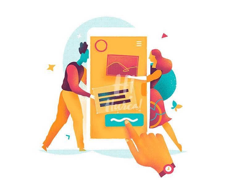 تاثیر محتوای بصری در افزایش بازدید بلاگ