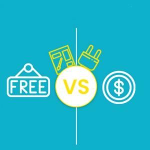 تفاوت افزونه رایگان و پولی وردپرس