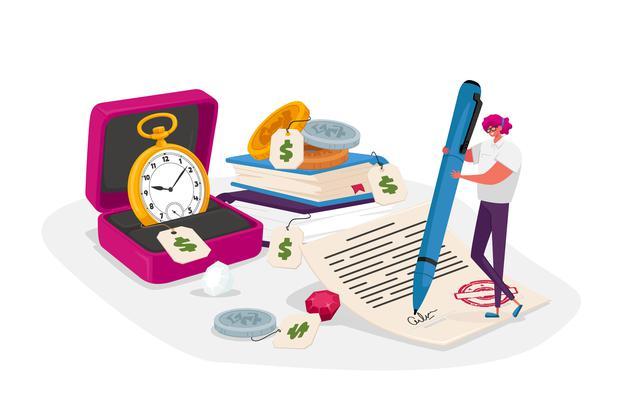 راه اندازی سایت ساعت فروشی