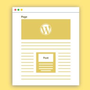 آموزش بخش نوشته ها در وردپرس