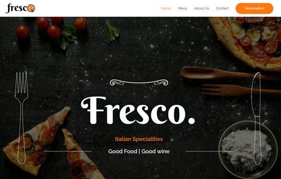 قالب رستورانی آسترا (fresco)