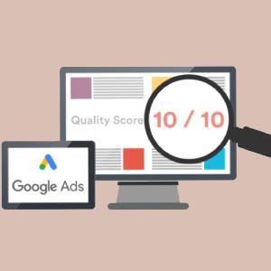 امتیاز کیفی در گوگل ادز